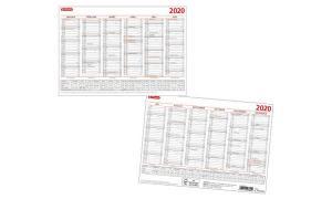 herlitz Tafelkalender 2019, DIN A5