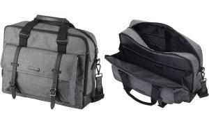 LIGHTPAK Notebook-Tasche TWYX, Polyester, grau