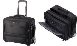 LiGHTPAK Business Notebook-Trolley SKY, Nylon, schwarz