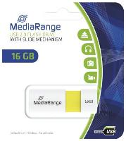USB Stick 16GB gelb