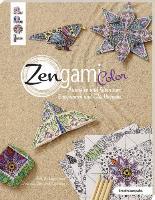 Bastelbuch Zengami Color
