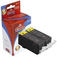 Inkjetpatrone 2ST schwarz EMSTAR C106 Do