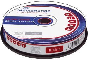 CD-RW 10er Spindel 700MB/80min