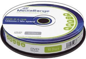 DVD-R 10er Spindel 4,7GB/120min