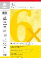 Multifunktions-Papier A4 80 g 100 Bl weiß * A+B November...