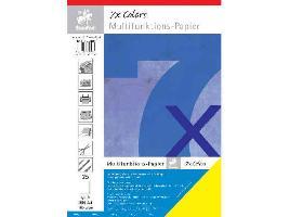 Kopierpapier A4 160g int.gelb