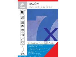 Kopierpapier A4 160g int.rot