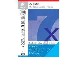 Kopierpapier A4 160g int.blau