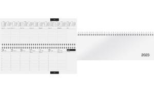 rido idé Tischkalender sequenz Trucard, 2019, weiß