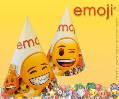 EMO Partyhüte 6 Stück