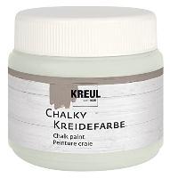 KREUL Kreidefarbe Chalky, Cream Cashmere, 150 ml