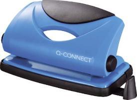 Bürolocher Locher leicht Stanzleistung 10 Blatt blau mit...